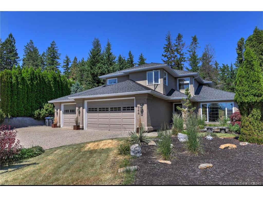 944 Purcell Court, Kelowna, V1V 1N7