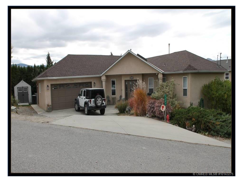 2201 Majoros Road, West Kelowna, V4T 2C2