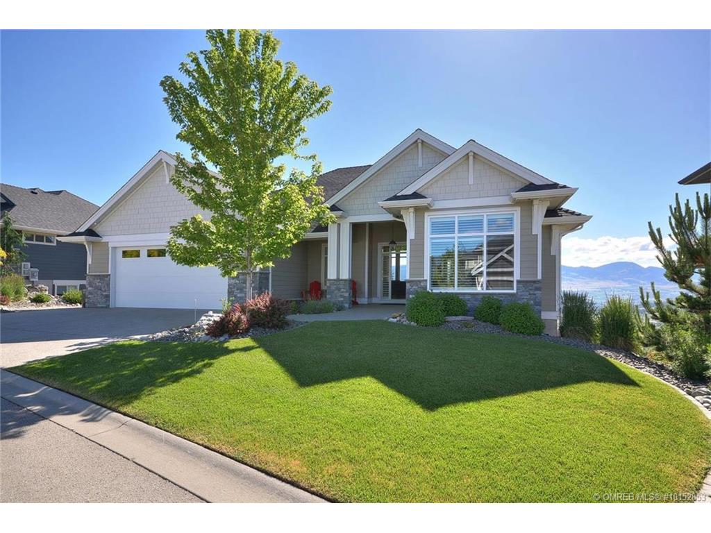 141 Ledge Rock Court, Kelowna, BC, V1V 3A2